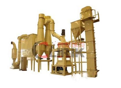 HGM100石头磨粉机