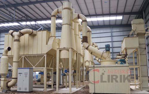 HGM100A石头磨粉机,超细石粉磨粉机