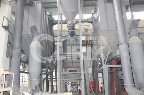 HGM125石头磨粉机,超细石粉磨粉机