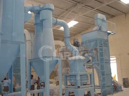 脱硫磨粉机--科利瑞克机器