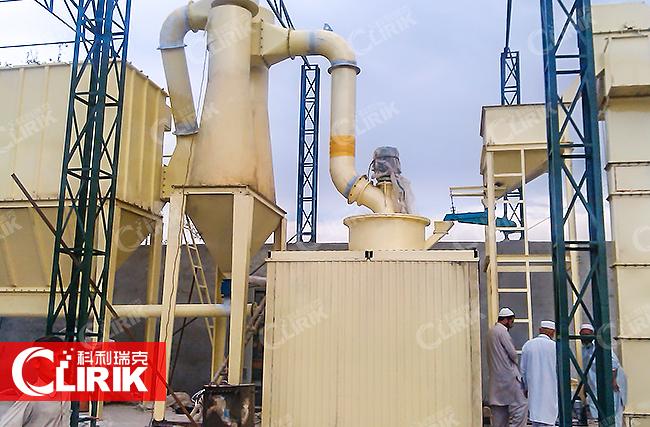 钾长石加工设备