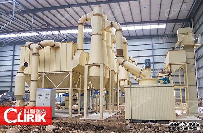 石膏生产线工艺流程